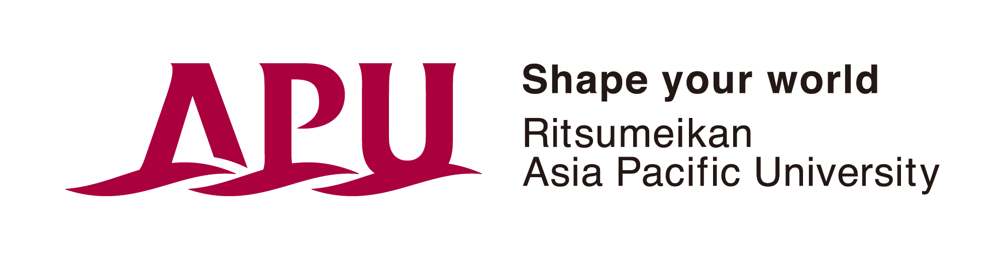 APU(Ritsumeikan Asia Pacific University) Shape your world